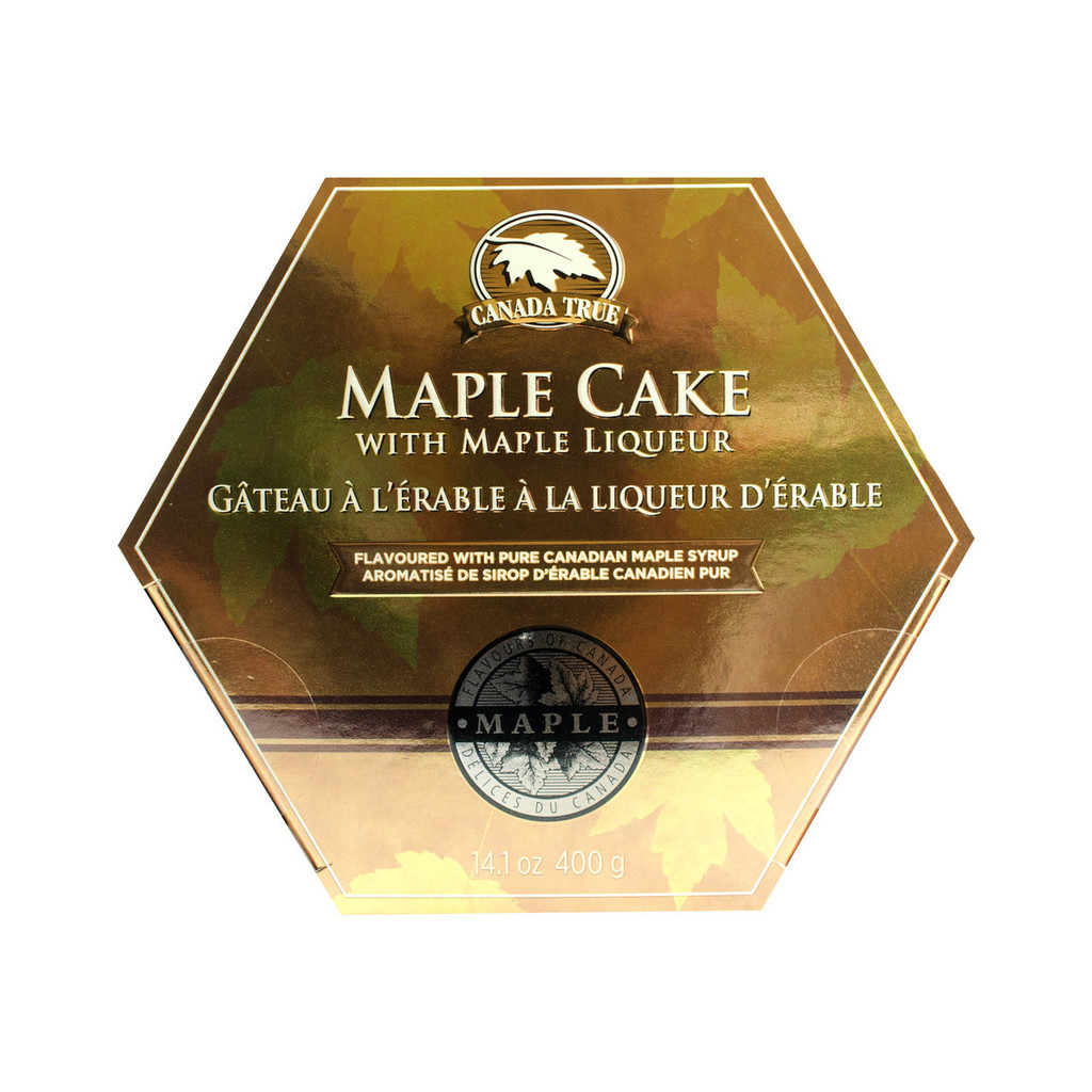 Cake Maple (Maple Liqueur) by Canada True