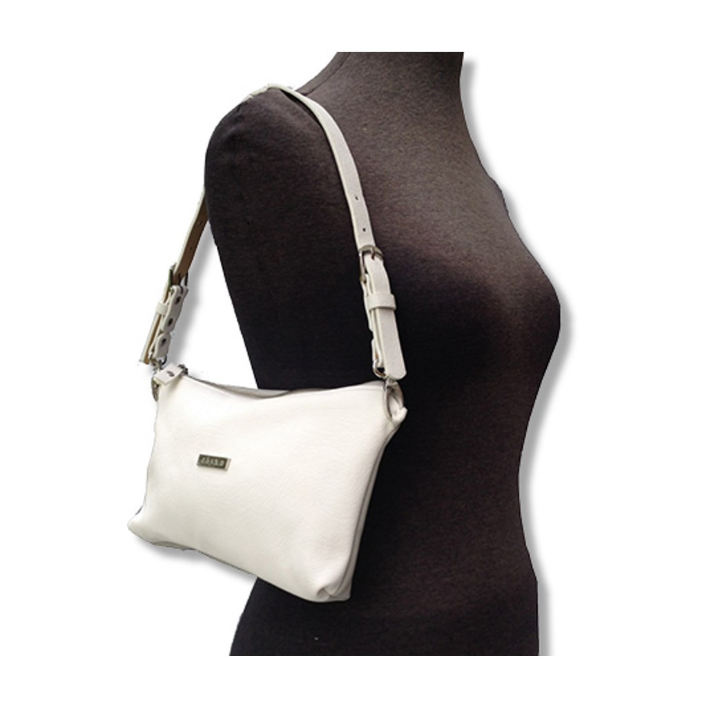 Hanna Bag (White) by Taska