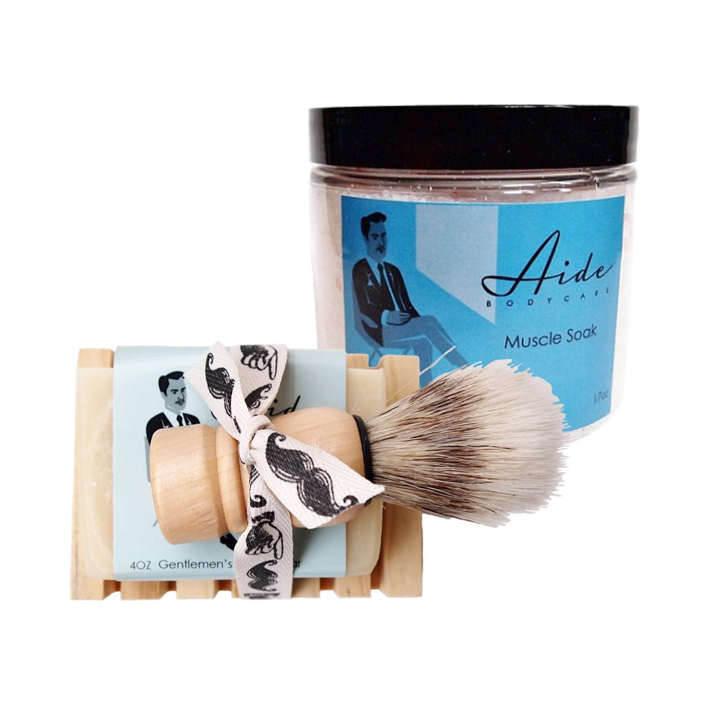Men's Grooming Set by Aide Bodycare
