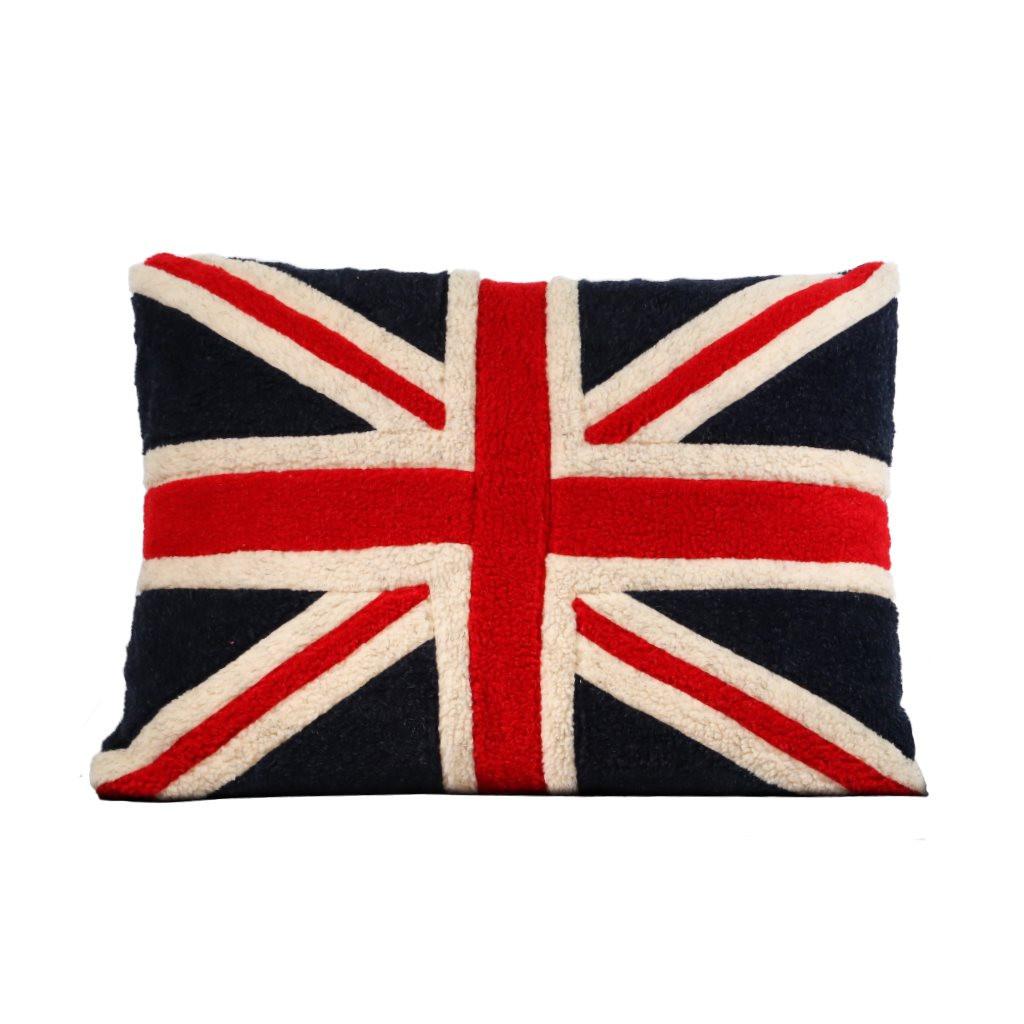 Pet Bed (Union Jack Flag) by Aviva Designs