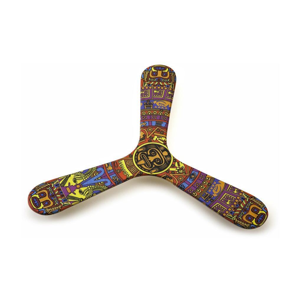 Maya Boomerang by Wallaby Boomerangs