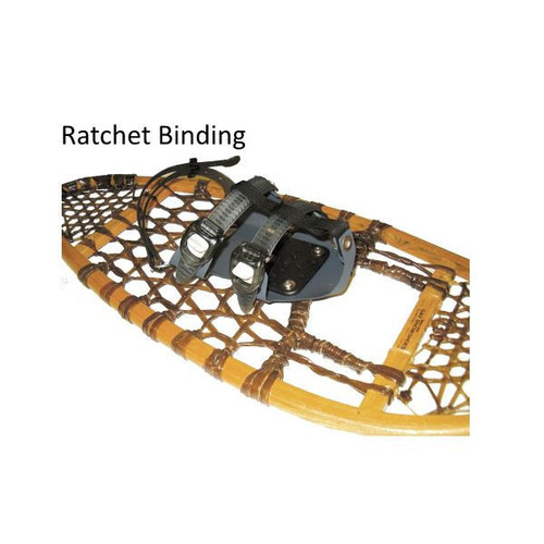 "Bear Paw Snowshoes 11"" x 40"" by GV Snowshoes"