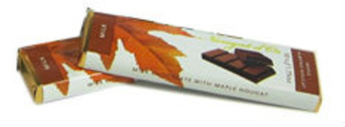 Canada True Milk Chocolate Bar - Maple Nougat (3 Pack of 50 g)