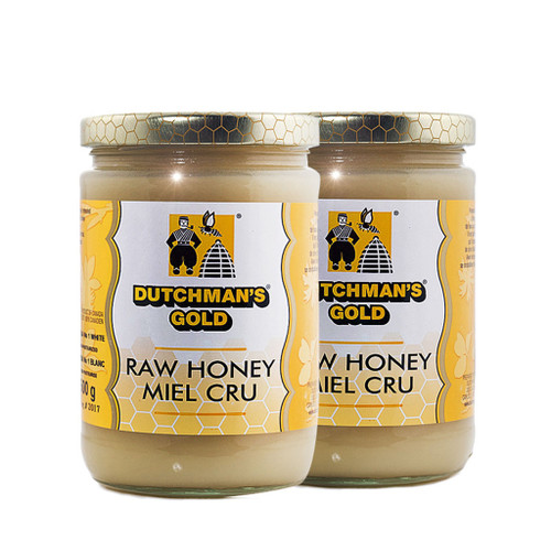 Raw Honey (2 Pack) by Dutchman's Gold