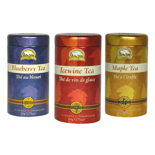 Tea Canadian Collection (3 Pack) by Canada True