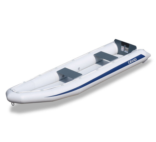 Argus A380/A380P Inflatable Canoe by Grand Marine