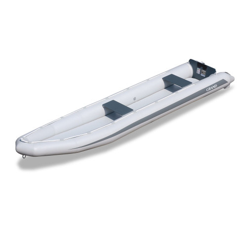 Argus A450/A450P Inflatable Canoe by Grand Marine