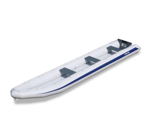Argus A550/A550P Inflatable Canoe by Grand Marine
