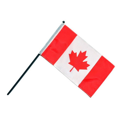 Canadian Flag Wavers (Set of 6) by Flying Colours International