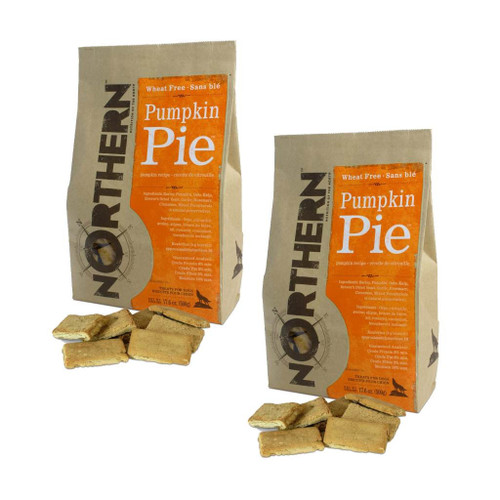 Dog Biscuits Pumpkin Pie (2 Pack) by Northern