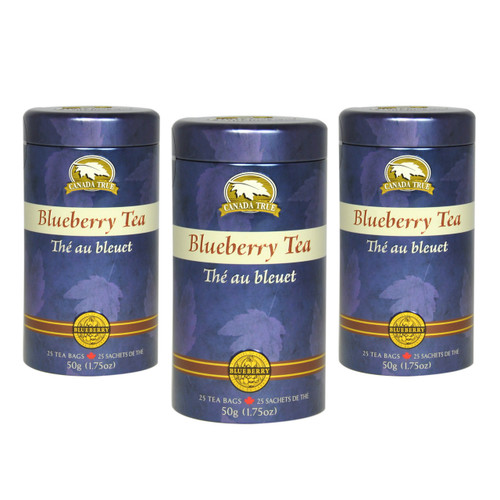 Tea Blueberry (3 Pack) by Canada True