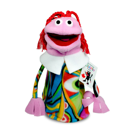 Girl Puppet by Diabolo Puppets - Ships in Canada Only