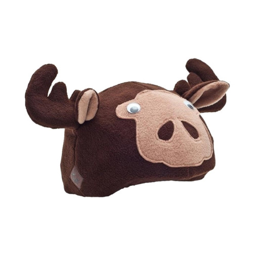 Mighty Moose Helmet Cover (Child / Adult) by Tail Wags - Ships in Canada Only
