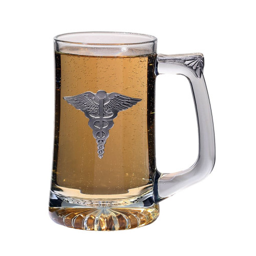 Medical Tankard by Pewterglass