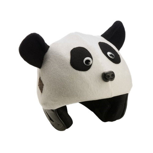 Panda Helmet Cover (Child) by Tail Wags - Ships in Canada Only