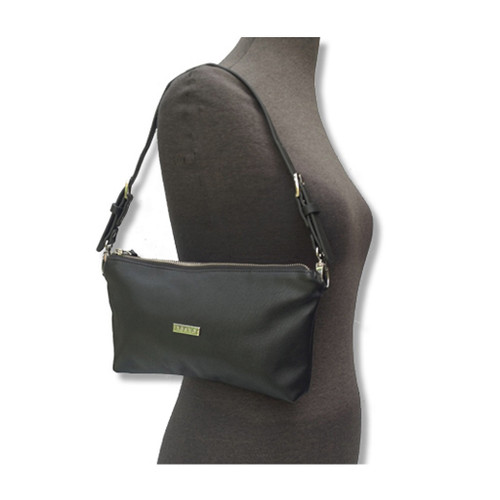 Hanna Bag (Black) by Taska
