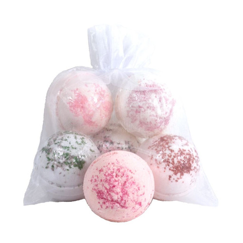 Fruity Jumbo Fizzing Bath Bombs by Canadian Bath Bomb Company