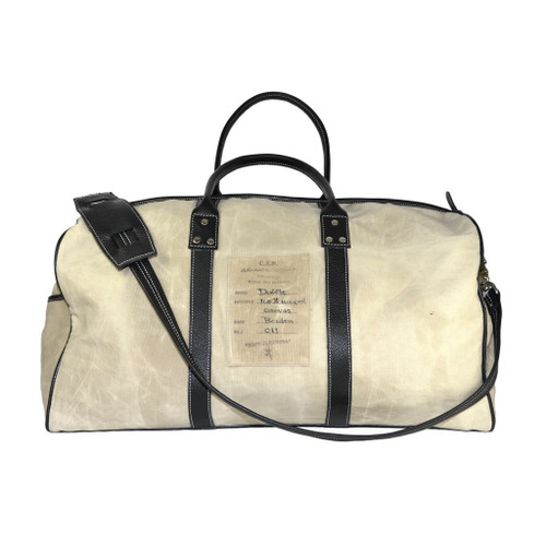 Duffel Bag by C.A.P. Bags by Karen Wilson