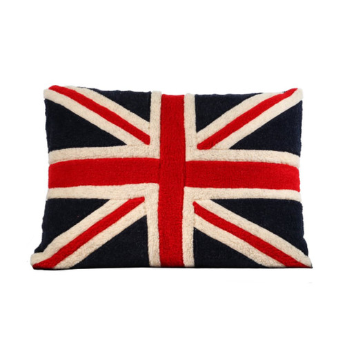 Pet Bed (Union Jack Flag) by Aviva Designs
