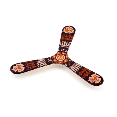 Fiji Boomerang by Wallaby Boomerangs