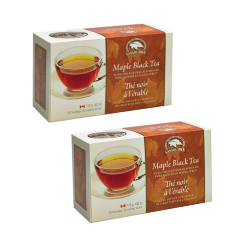 Tea Maple Black (2 Pack) by Canada True