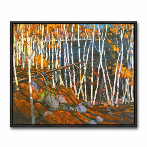 In The Northland (Group Of Seven) by Tom Thomson