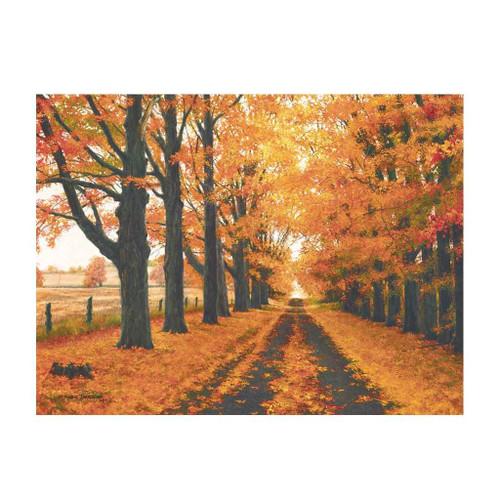 Golden Autumn by Marc Barrie