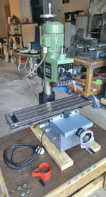 Emco FB-2 Mill Drill - Inch Based Maximat Super 11 0709KY