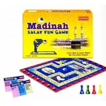 Madinah Salat Fun Game