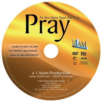 Pray As You Have Seen Me Pray (DVD)