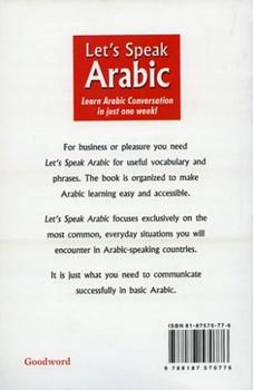 Let's Speak Arabic
