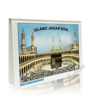 Islamic Jigsaw Book