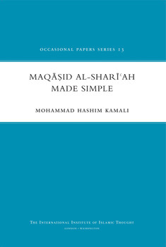 Maqasid al Shariah Made Simple