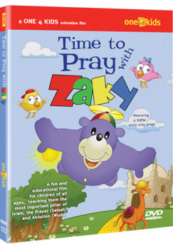 Time To Pray With Zaky DVD