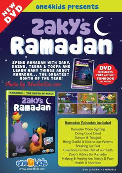 Zaky's Ramadan Spend Ramadan with Zaky, Kazwa, Teeham & Toofa and learn