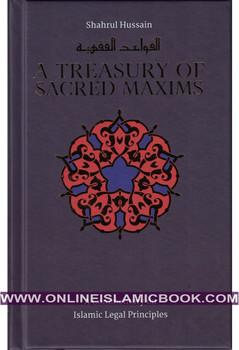 A Treasury of Sacred Maxims