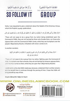 And Verily, This Is My Straight Path , So Follow It / The aqidah Of The Victorious Group
