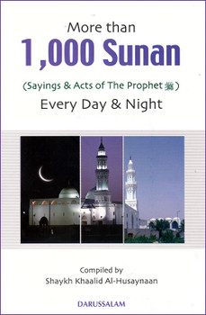 More than 1000 Sunan for Every Day & Night (Large)
