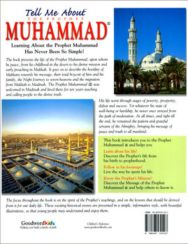 Tell Me About The Prophet Muhammad