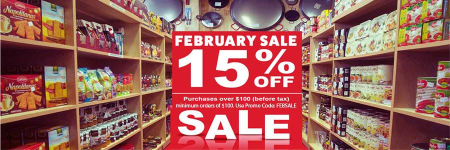 Valentine Sale Spanish