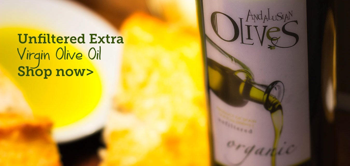 Organic Extra virgin Olive Oil from Andalusia Spain