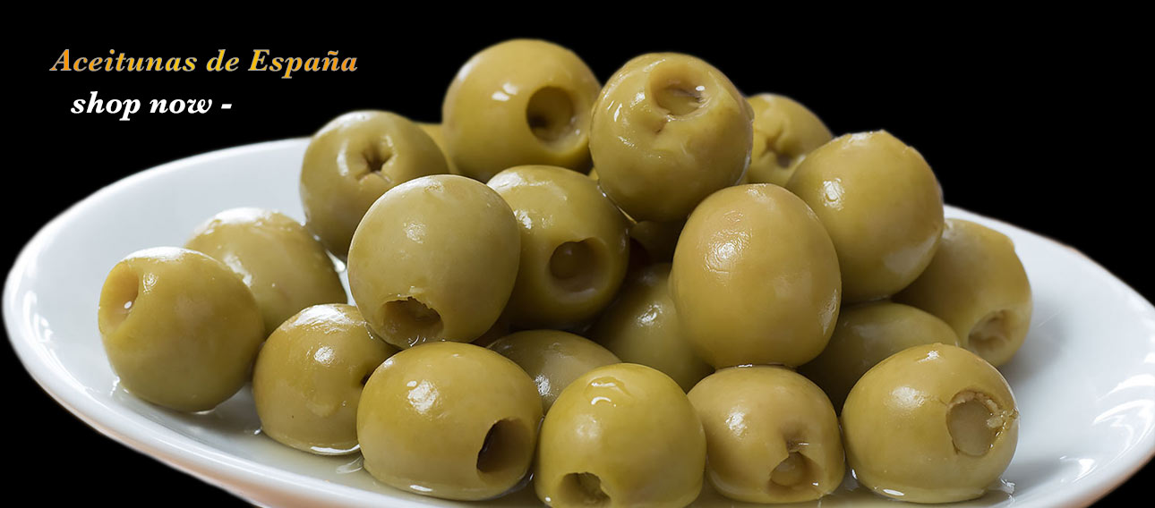 Aceitunas from Spain