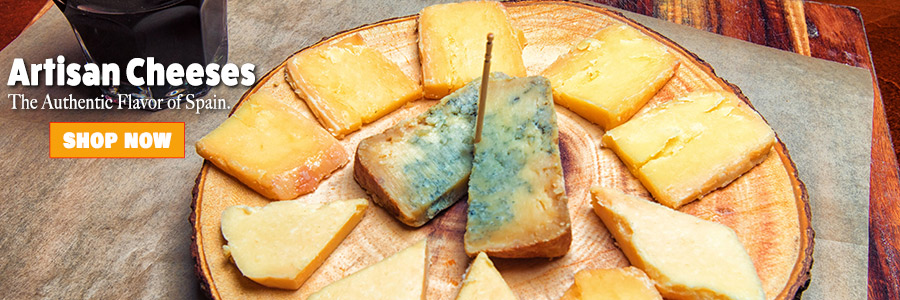 cheeses from spain