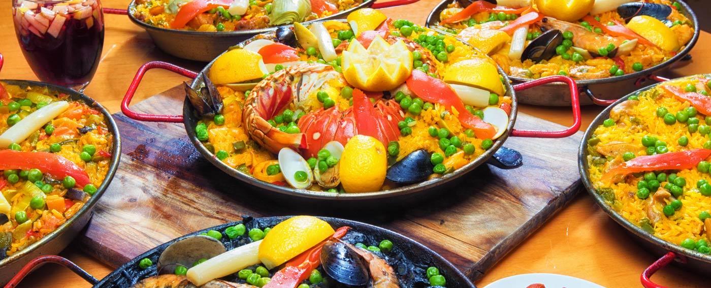 Paella Sale ingredients