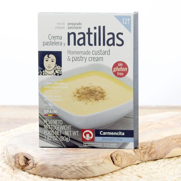 Custard Mix -Natillas- Carmencita