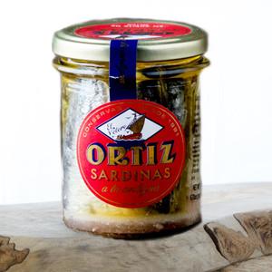 sardinas Pilchards from Spain