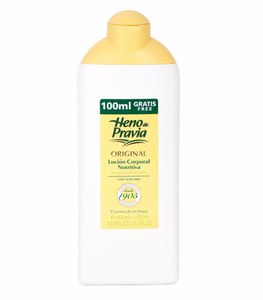 Heno de Pravia Original Nourishing Body lotion
