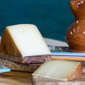 Idiazabal Smoked Cheese 1 Pound Wedge