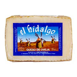 Sheep Cheese 1 Pound D.O. El Hidalgo