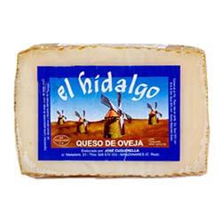 Sheep Cheese 1 Pound D.O. El Hidalgo